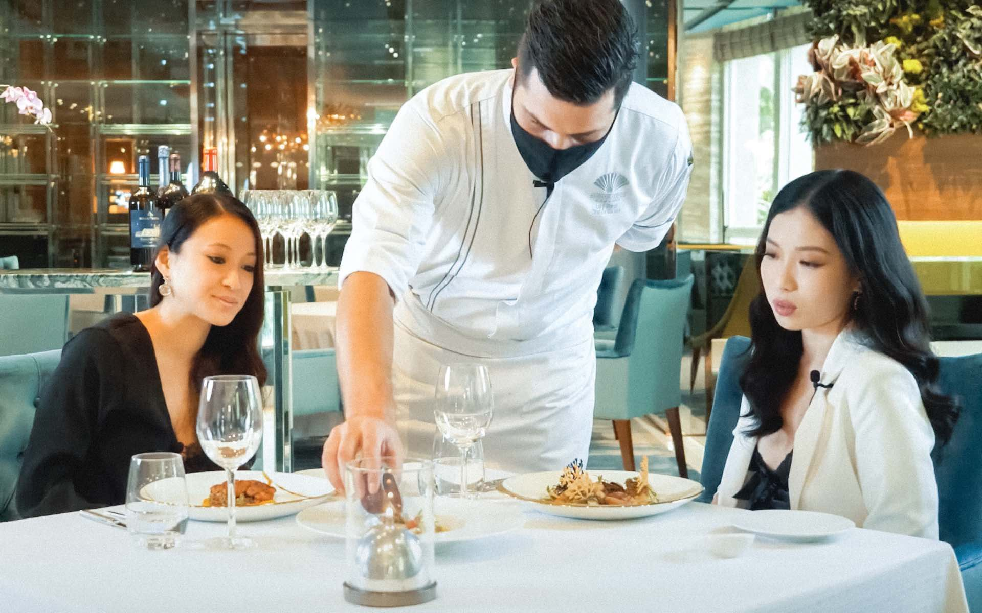 Offal-ly Good: Tatler Tries Sweetbreads With Rebekah Yeoh At Mandarin Grill