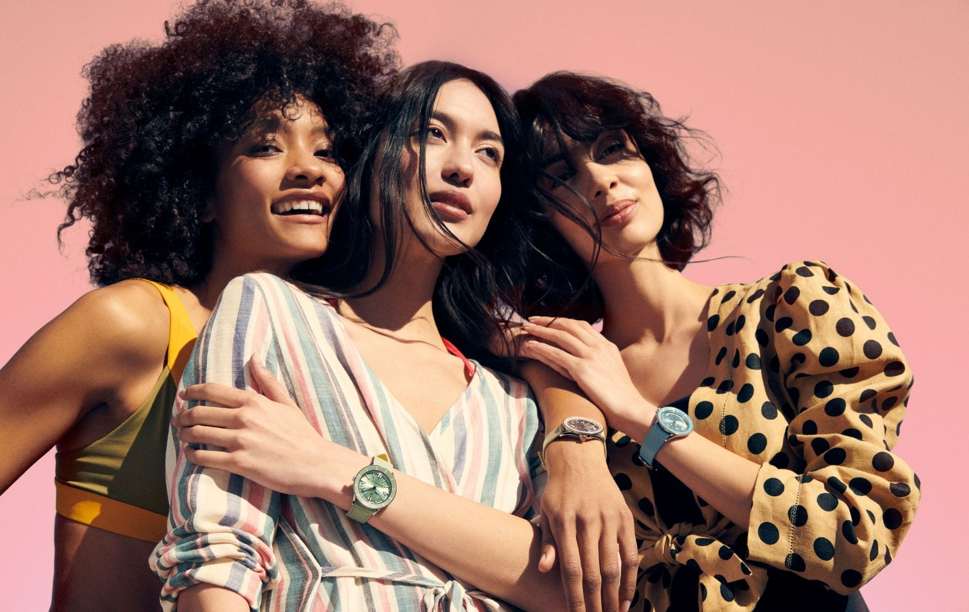 Breitling launches a summer capsule collection for women