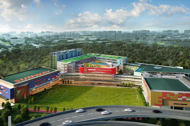 Photo: Sunway International School
