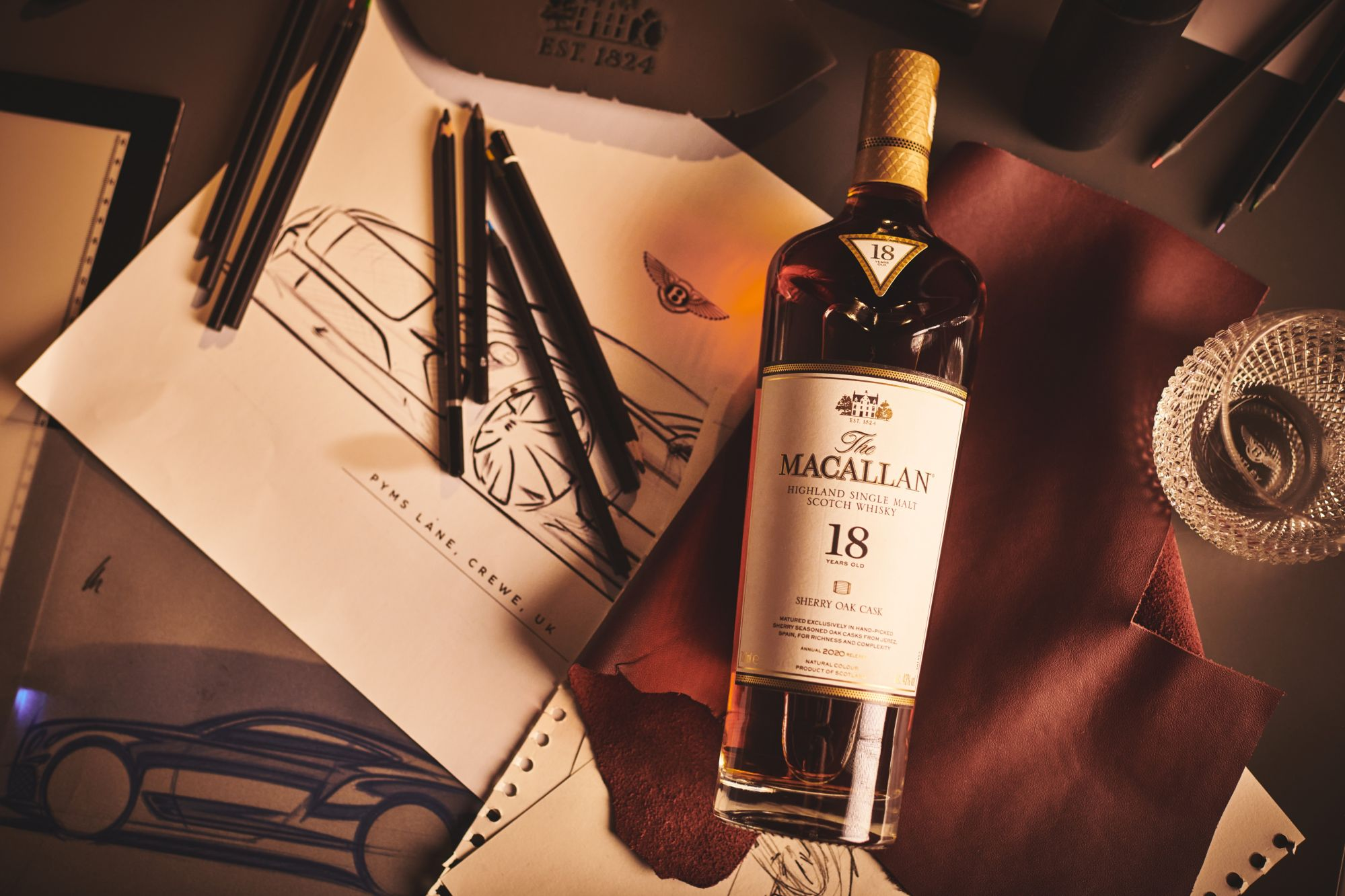 The Macallan is renowned worldwide for its extraordinary single malt whiskies