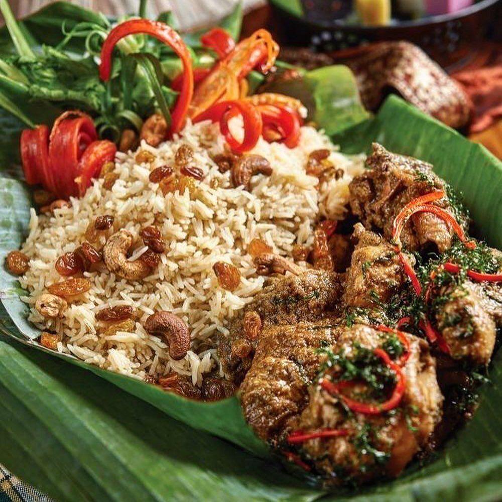 Le Meridien KL is one hotel offering delicious Hari Raya Haji treats (Photo: Instagram @lemeridienkl)