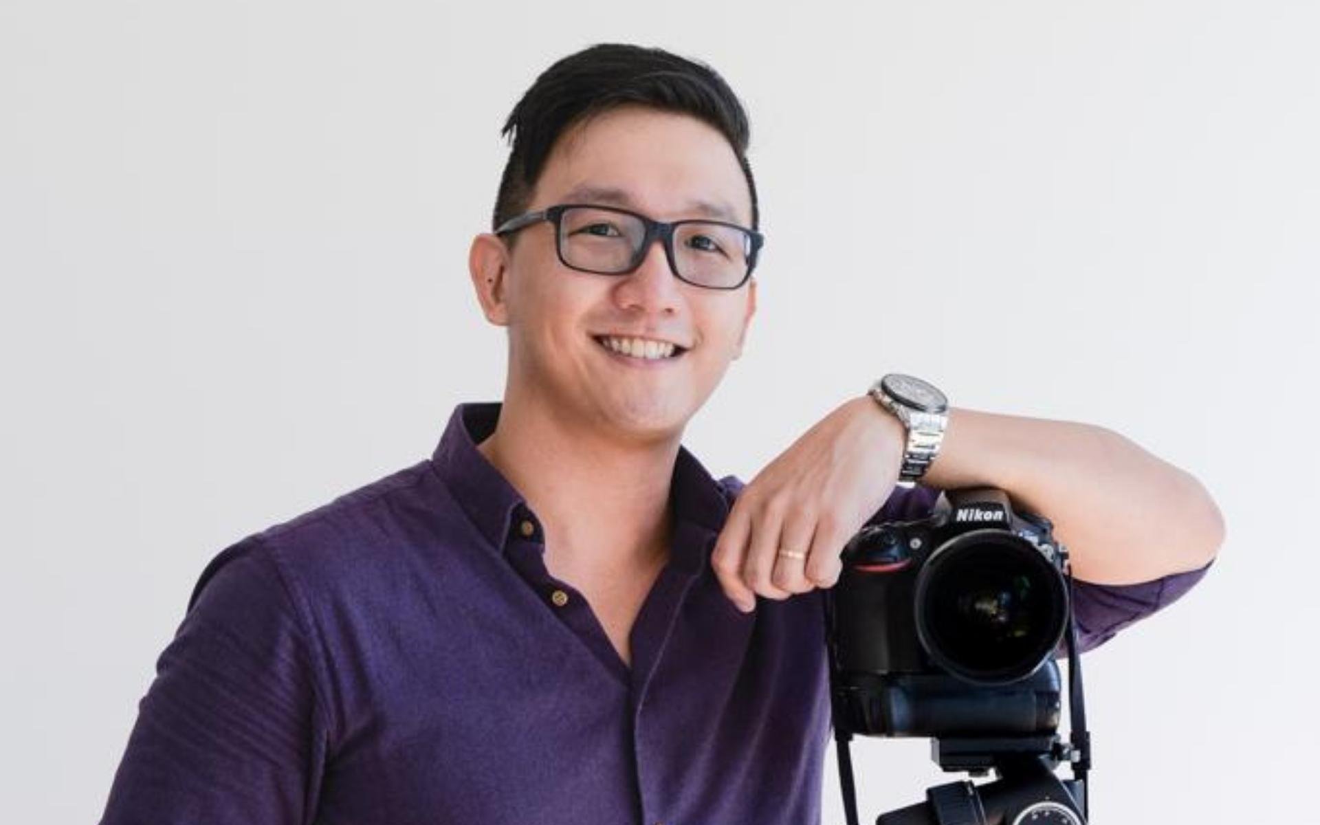 Architecture and interior photographer, David Yeow
