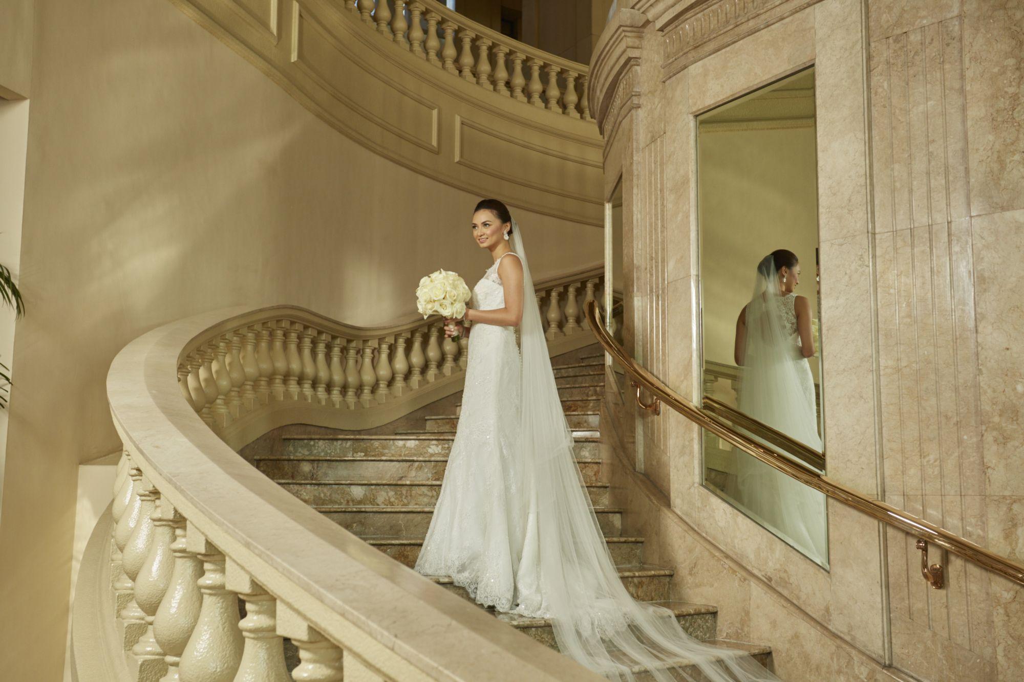 The Love Affair: 42 Years of Bespoke Weddings at The Peninsula Manila