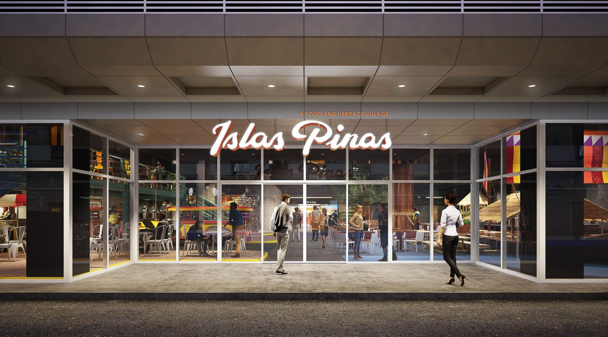 Filipino Cuisine and Heritage Reign at Islas Pinas