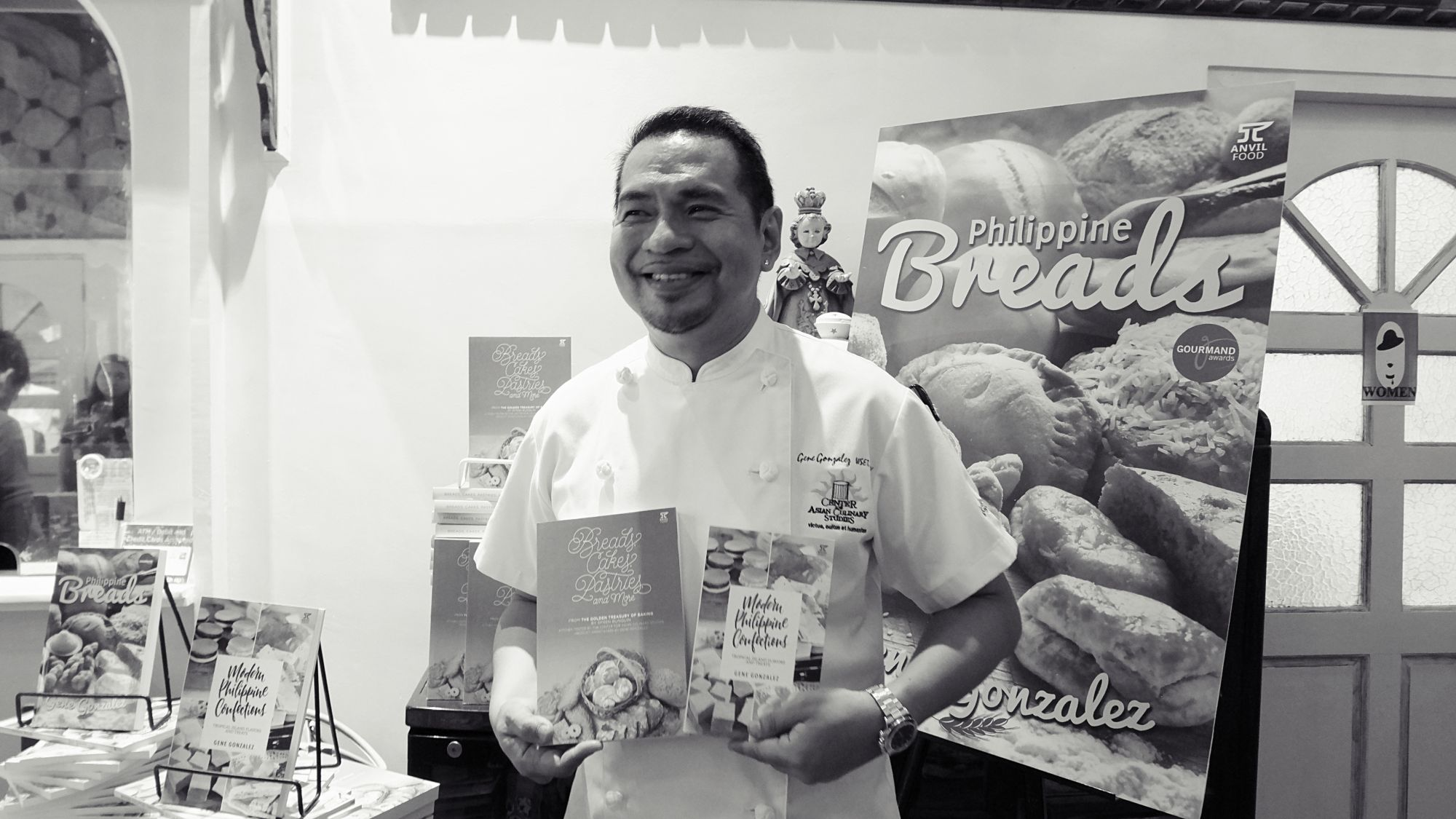 Chef Gene Gonzalez Whips Out Freshly Baked Recipes