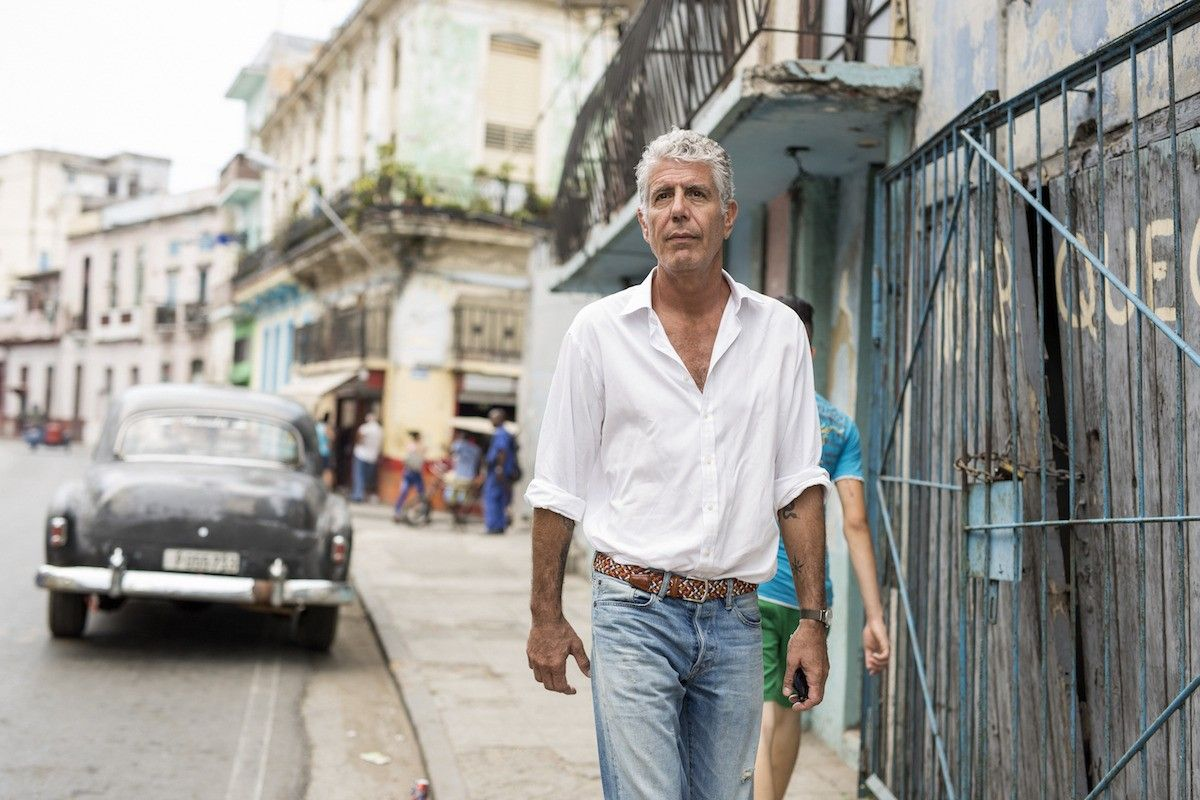 Irreverent, Honest, and Unforgettable: Anthony Bourdain