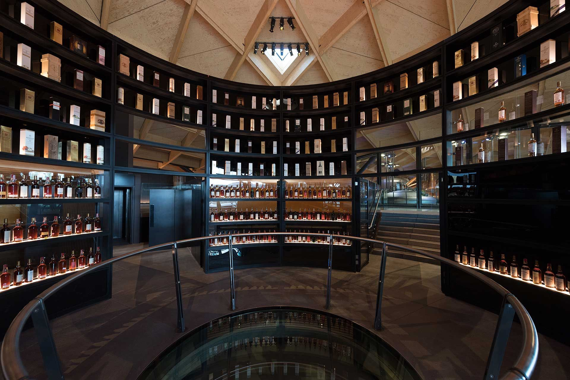 You Can Now Take A Tour Of The Macallan's New Speyside Distillery