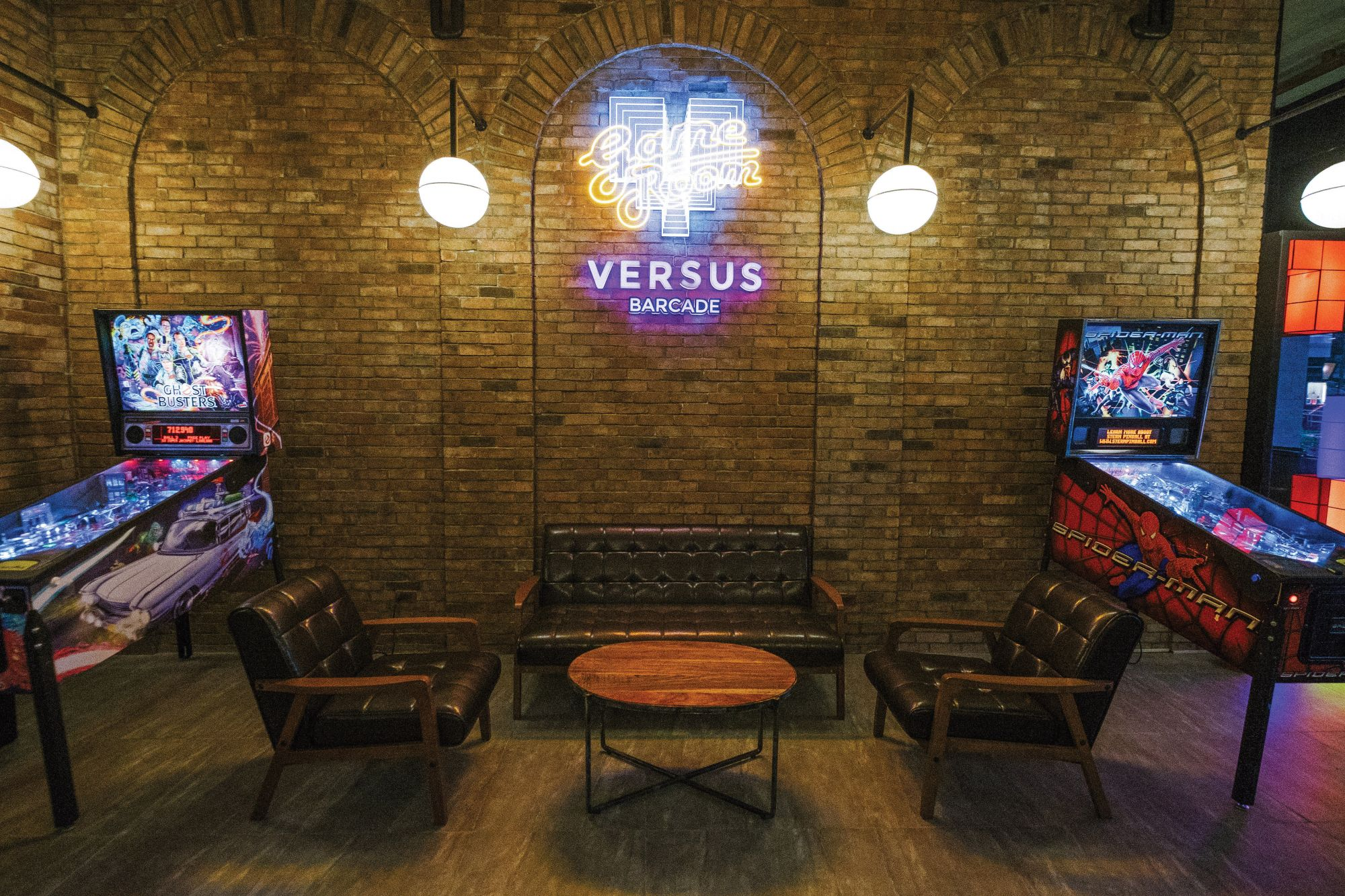 New Review: Versus Barcade