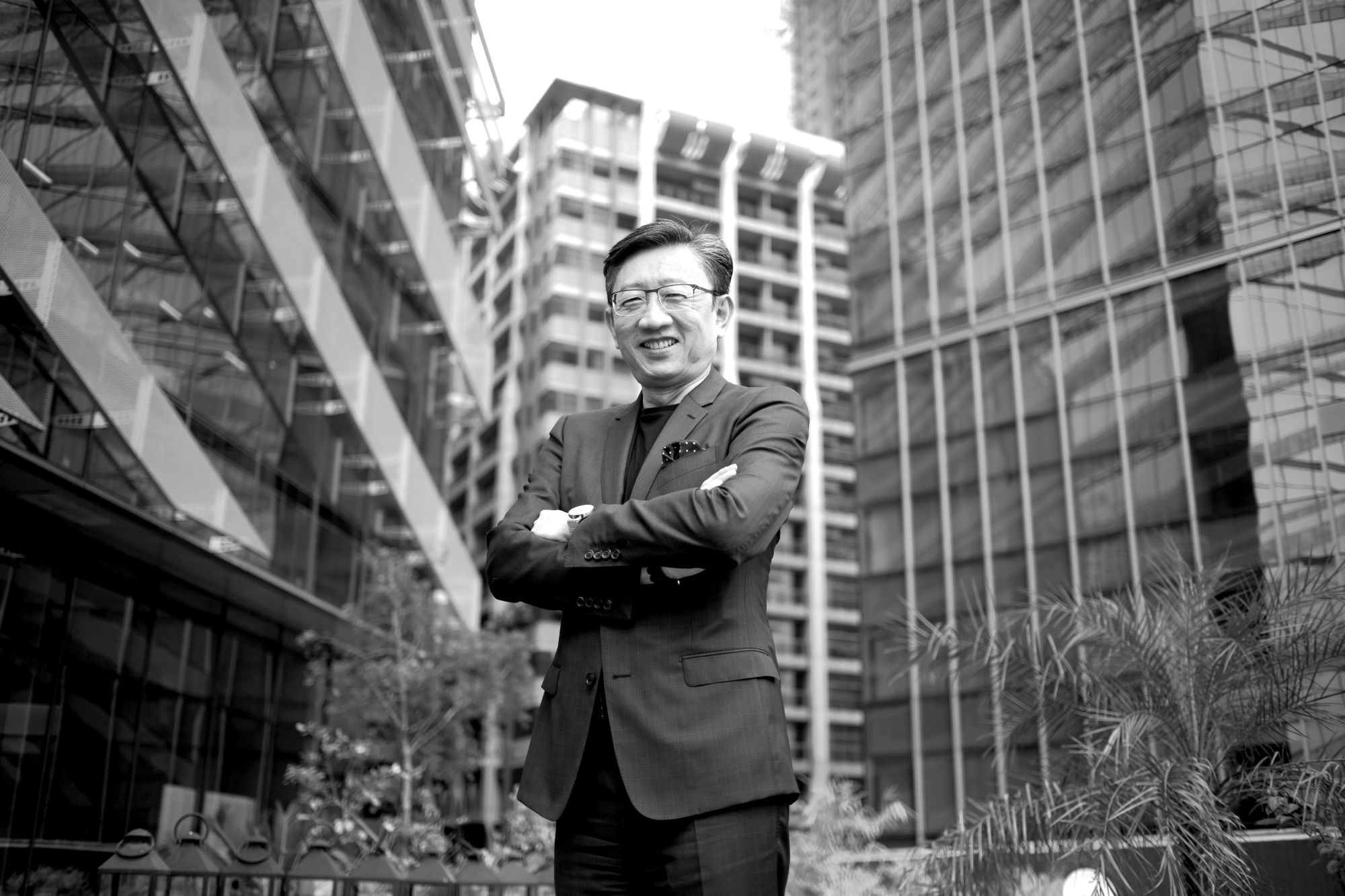 Sean Chiao: Designing Cities