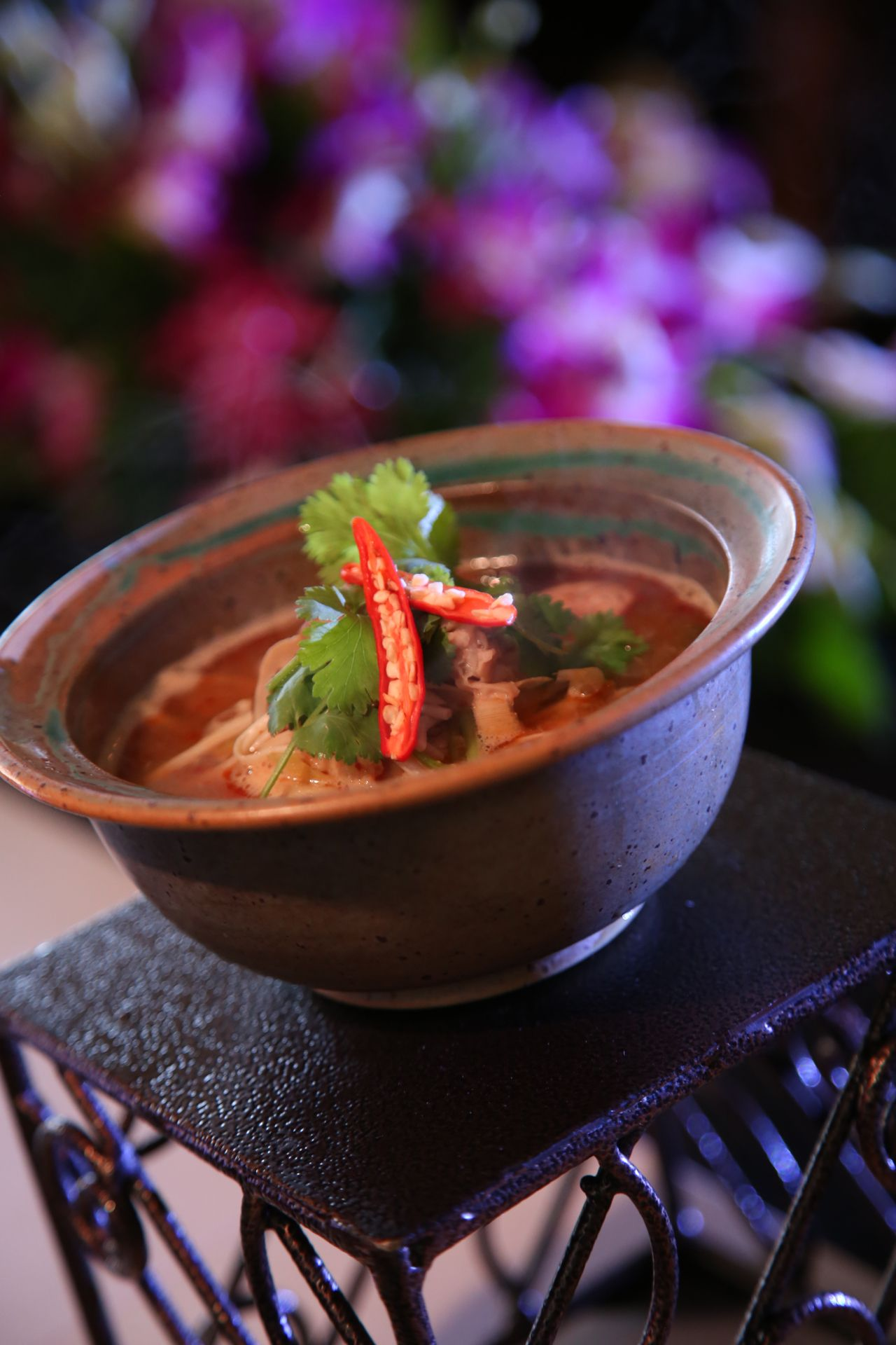 Thai Culinary Delights: How To Make Tom Yum Koong