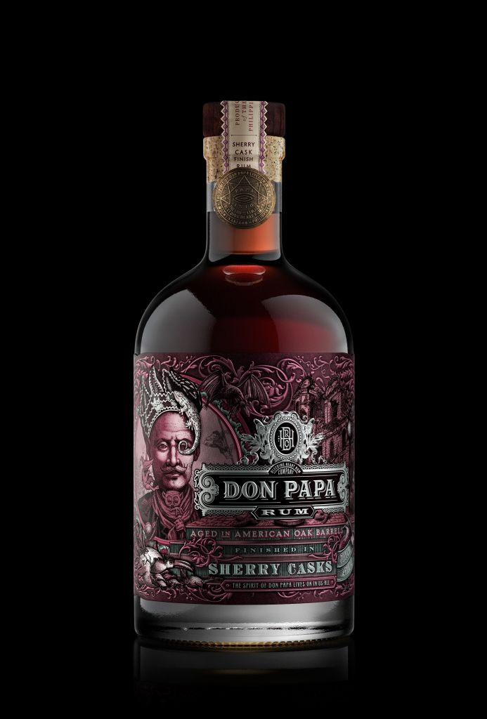 Don Papa Rum Launches New Limited Edition Sherry Cask Finish