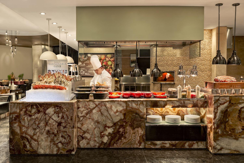 Enjoy Half Off at Marriott Café Every Mondays And Wednesdays