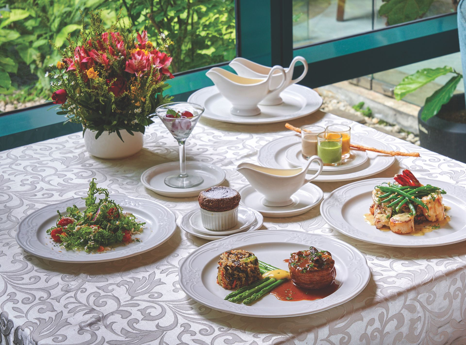 Exciting Dining Deals at Rockwell This Weekend