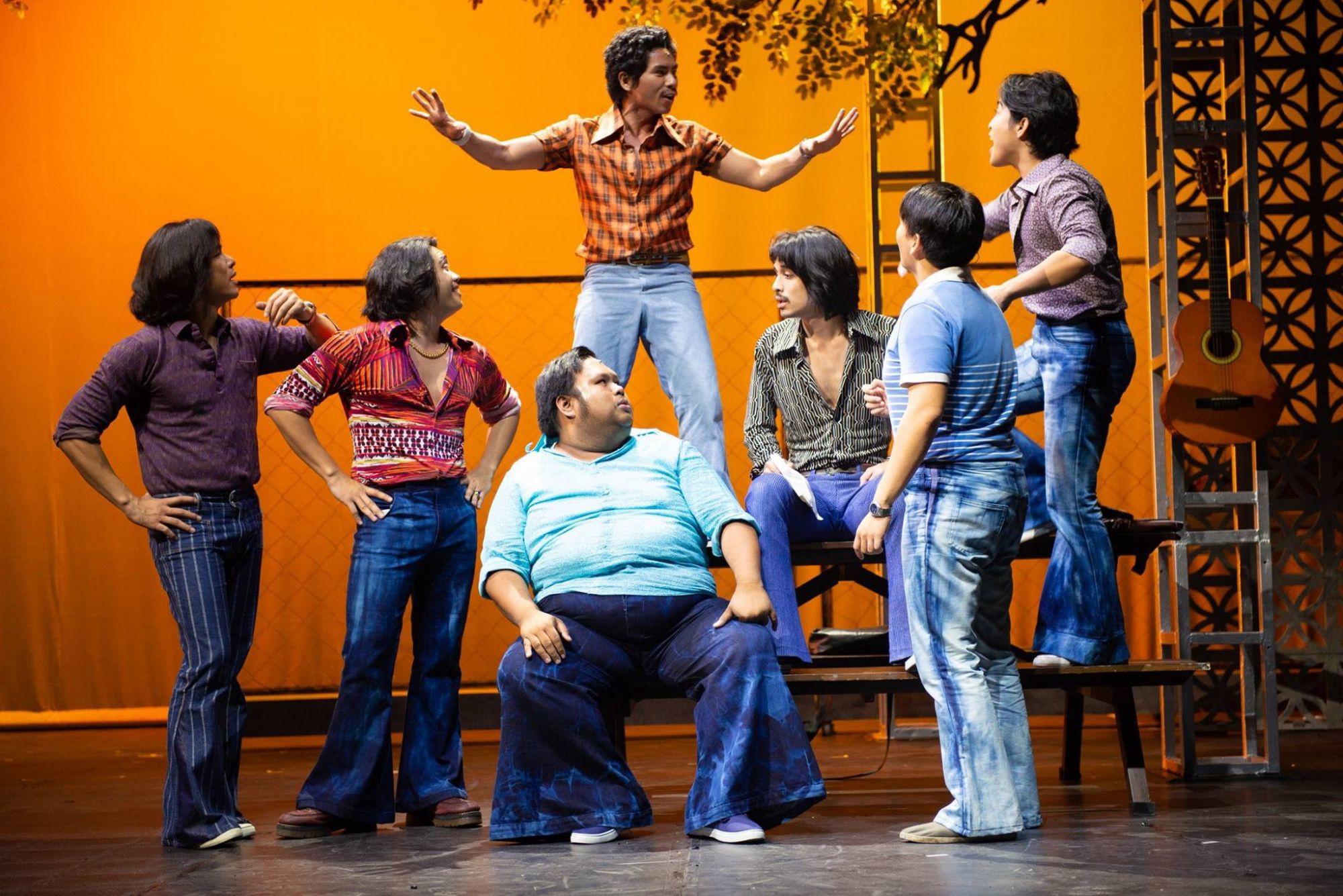 The Music Of The APO Hiking Society Brought To Life On Stage