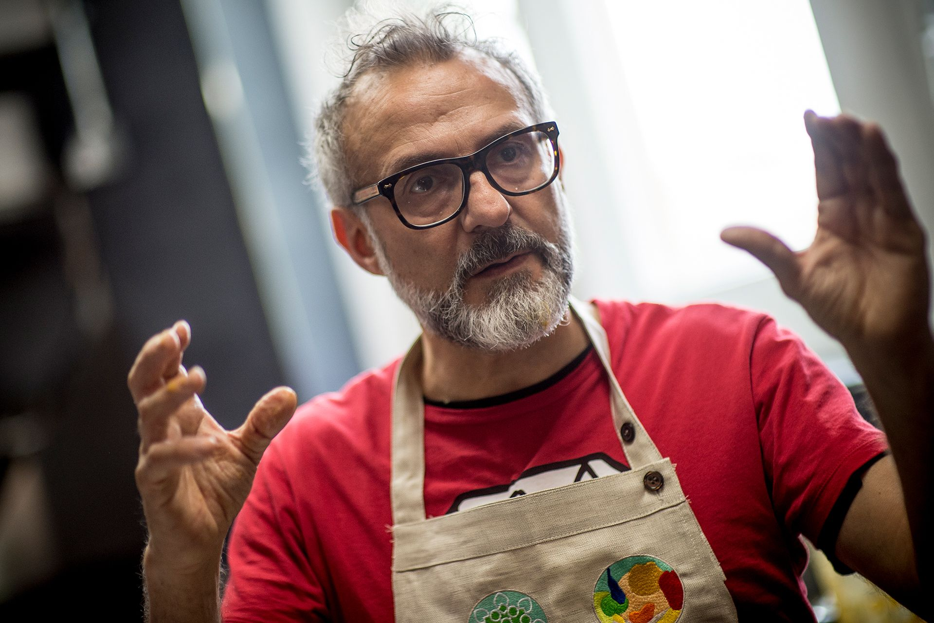 Italian chef Massimo Bottura is cooking up a new venture at an upcoming Dubai hotel
