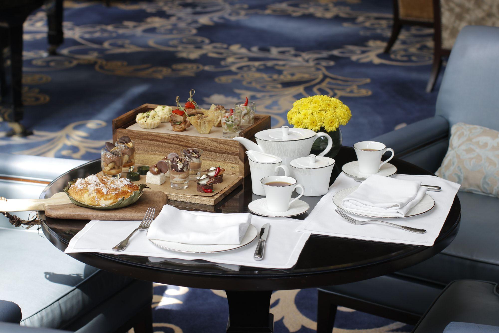 Indulge in Filipino Flavours at Makati Shangri-La, Manila