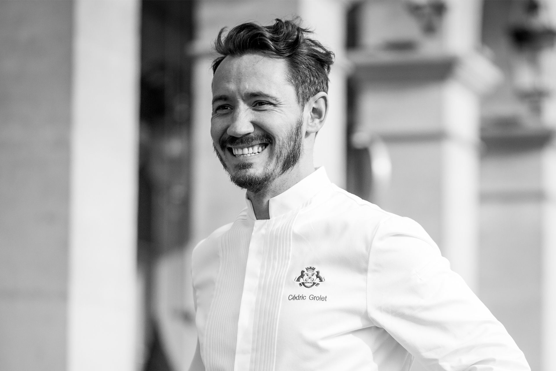 Hits from the kitchen: Cédric Grolet on music and food