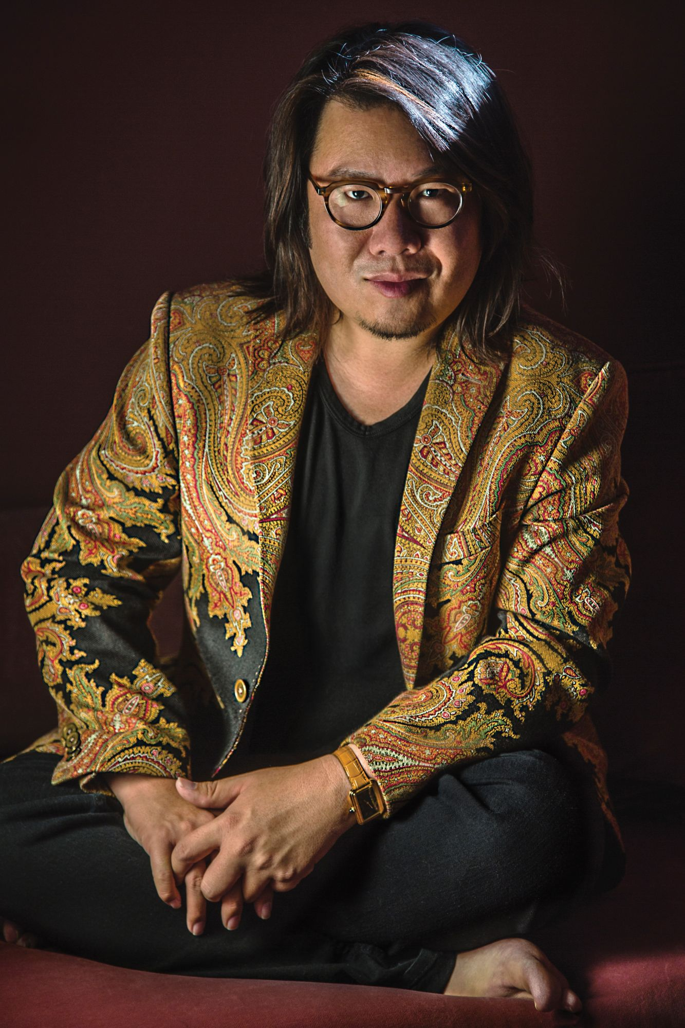 The Story Behind Kevin Kwan's Crazy Rich Asians Trilogy