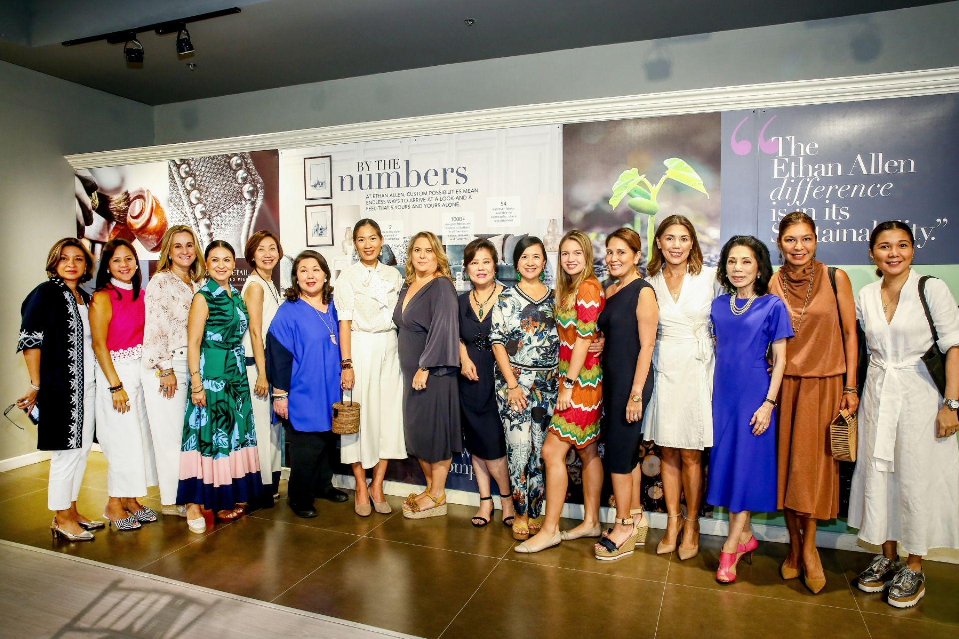 Entertaining with Philippine Tatler Homes and Ethan Allen