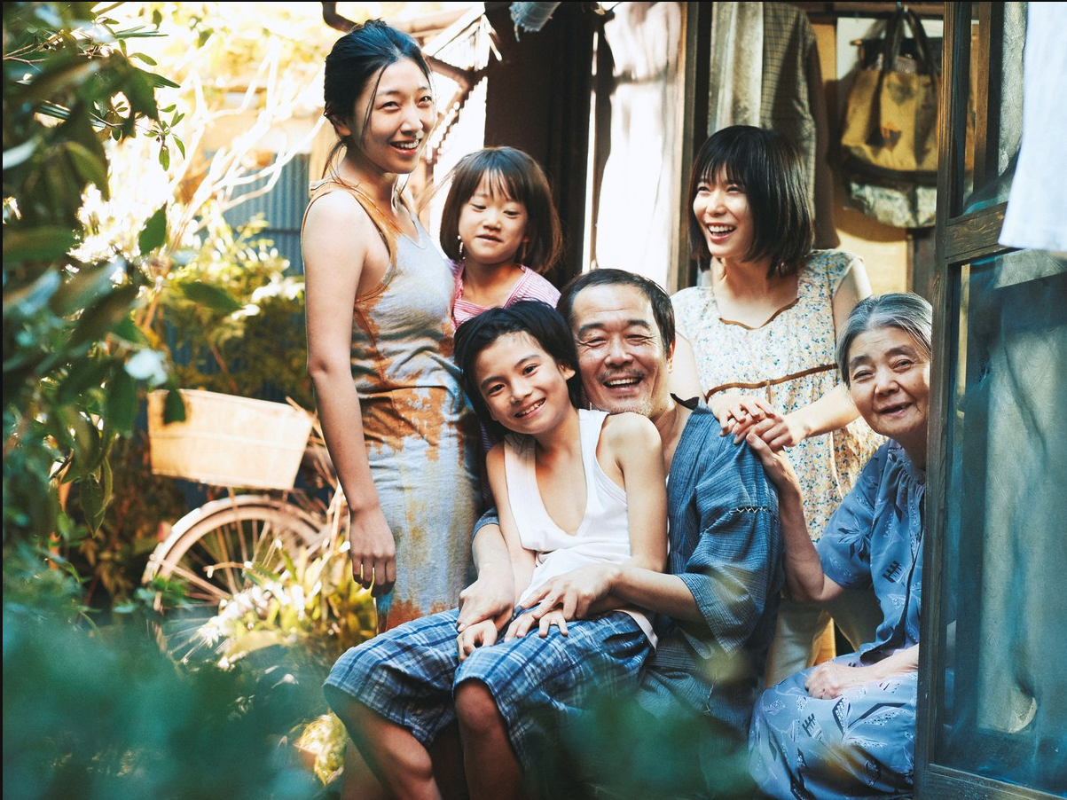 Tatler Review: Hirokazu Kore-eda's Shoplifters (2018)