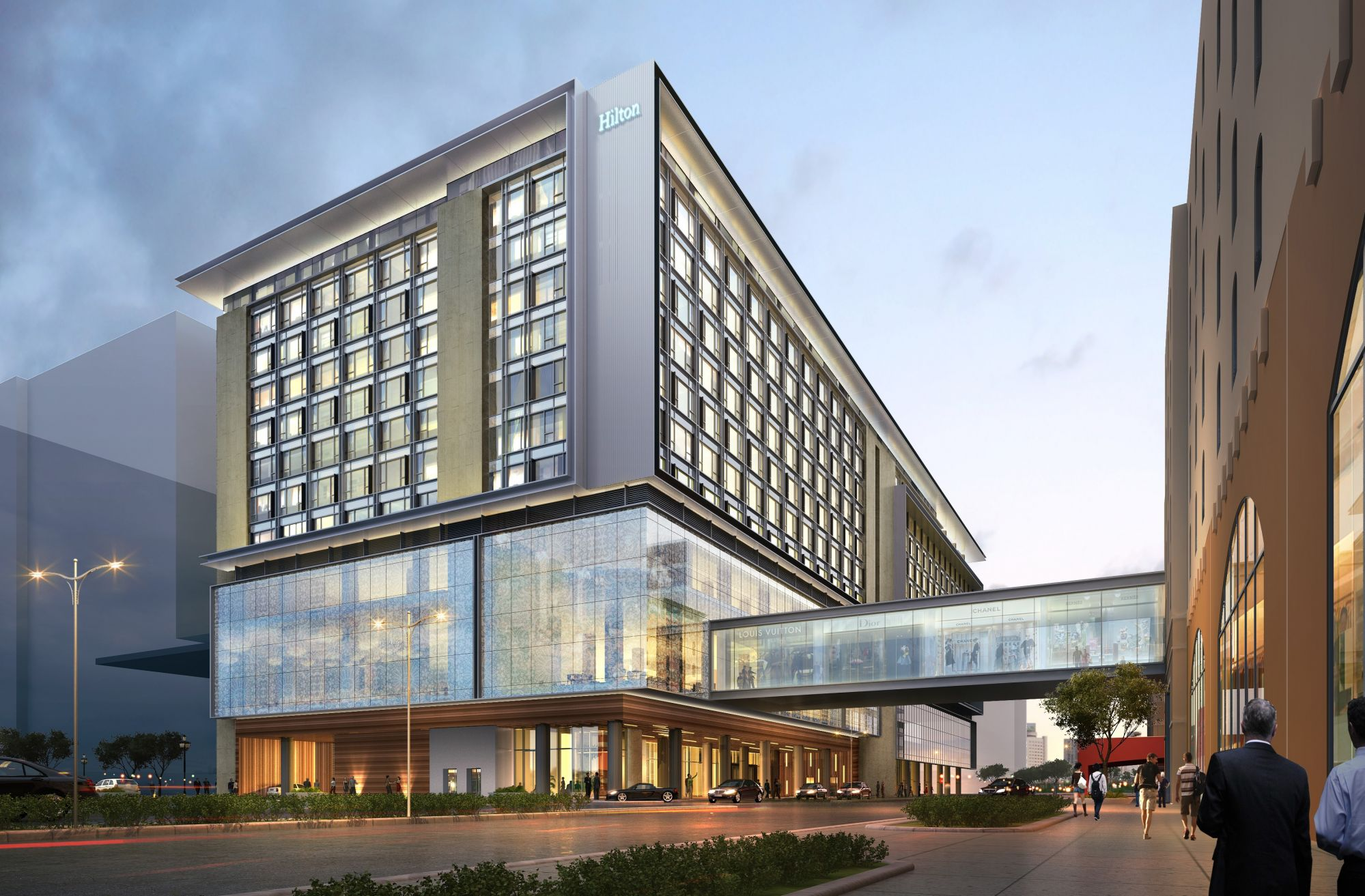 Hilton Returns In Philippine Shores, Redefining Luxury In Newport City