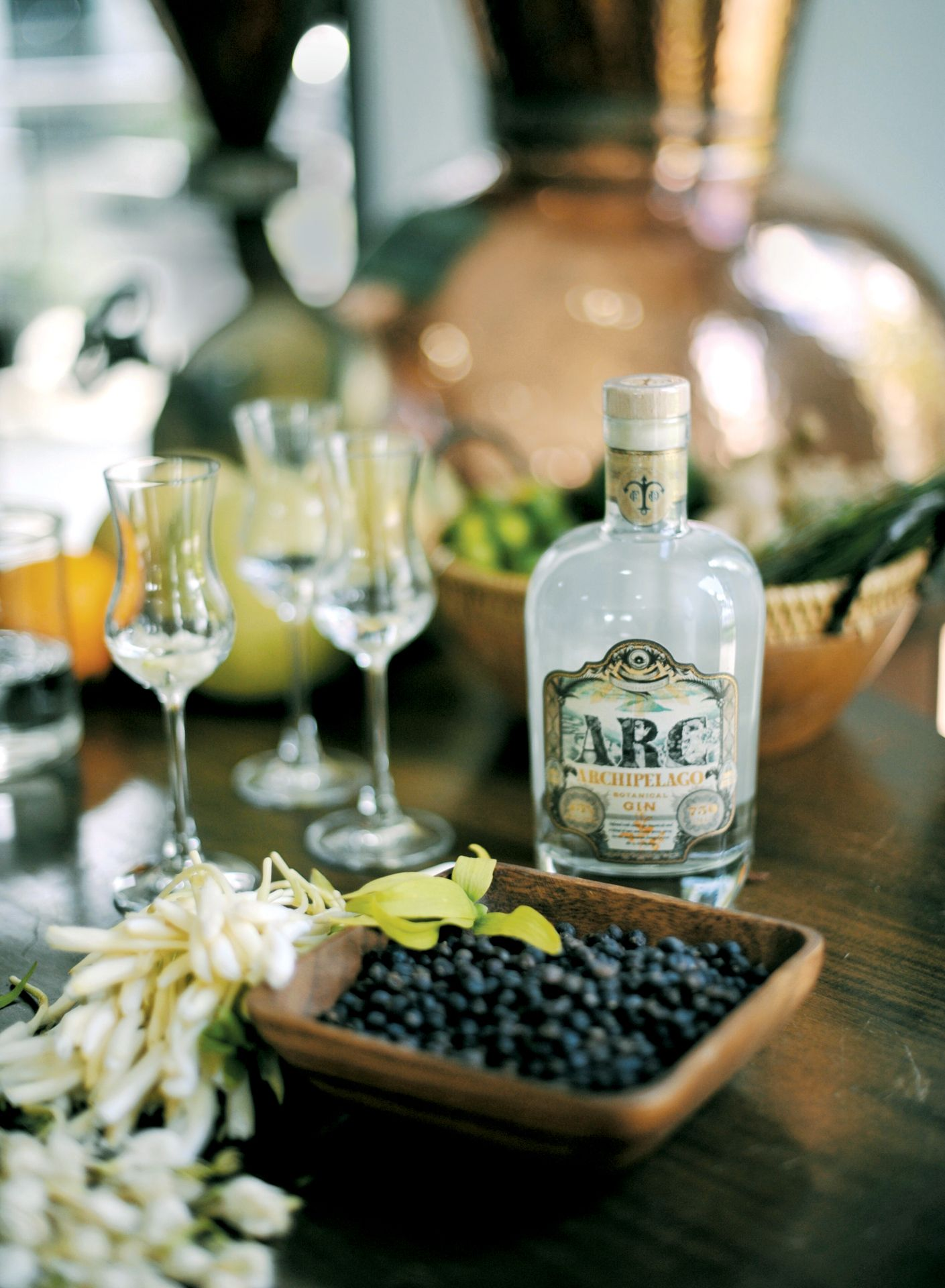 Local Mix: ARC Botanical Gin