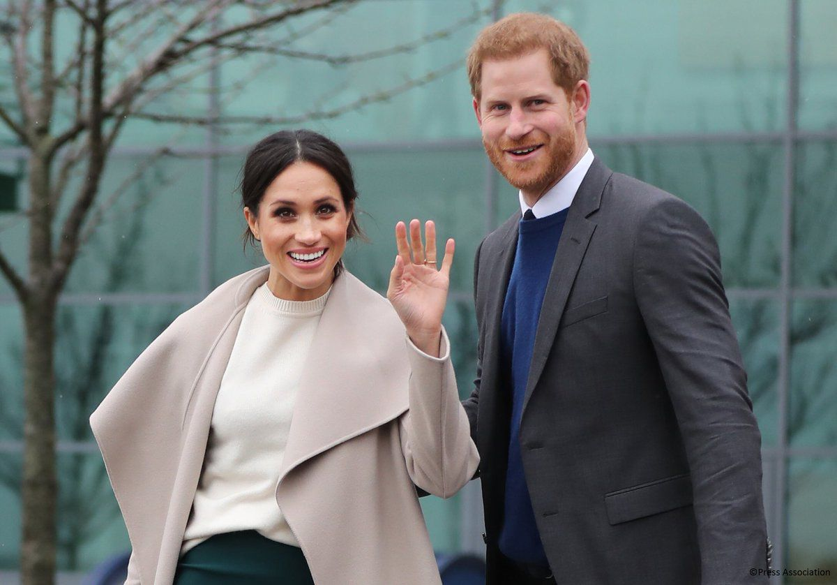 Prince Harry And Meghan Markle Announces Pregnancy