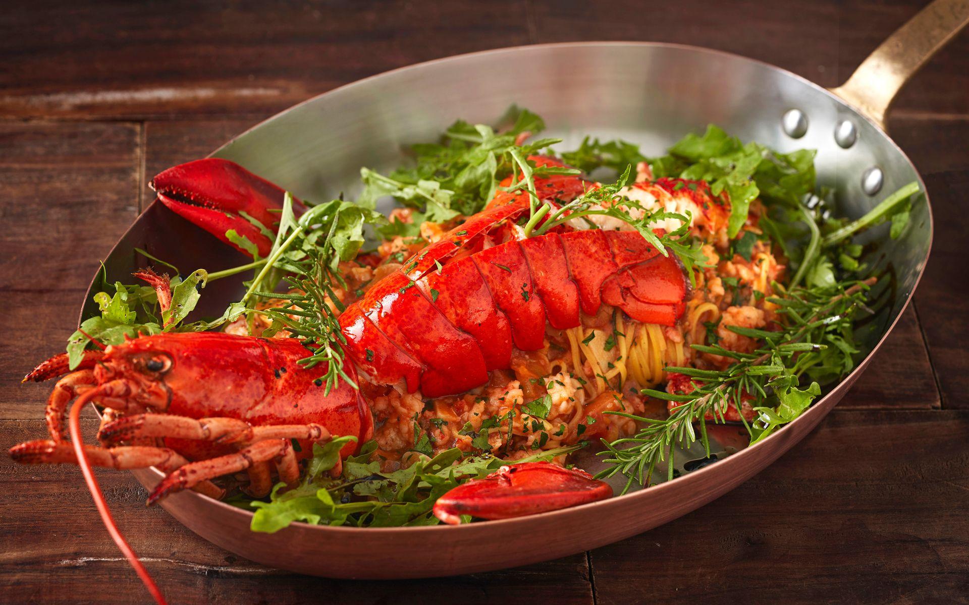 Reimagine Lobster At Acqua