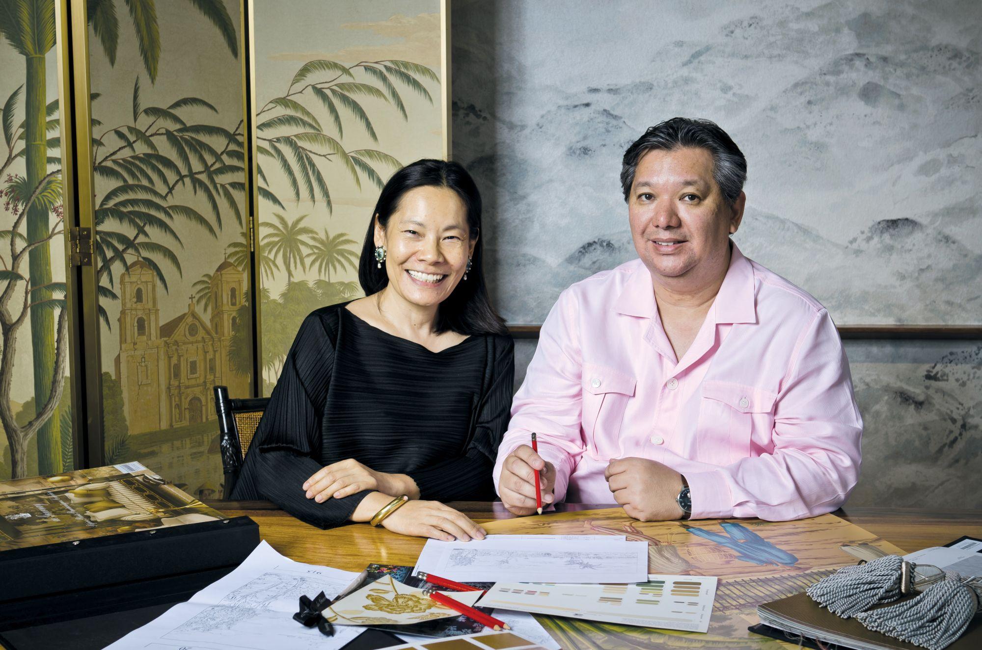 Jonathan Matti Talks About The Latina Manila Collection