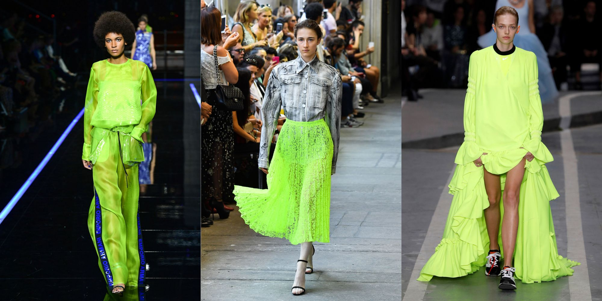 Fashion Month Top Trends For Spring 2019 Philippine Tatler