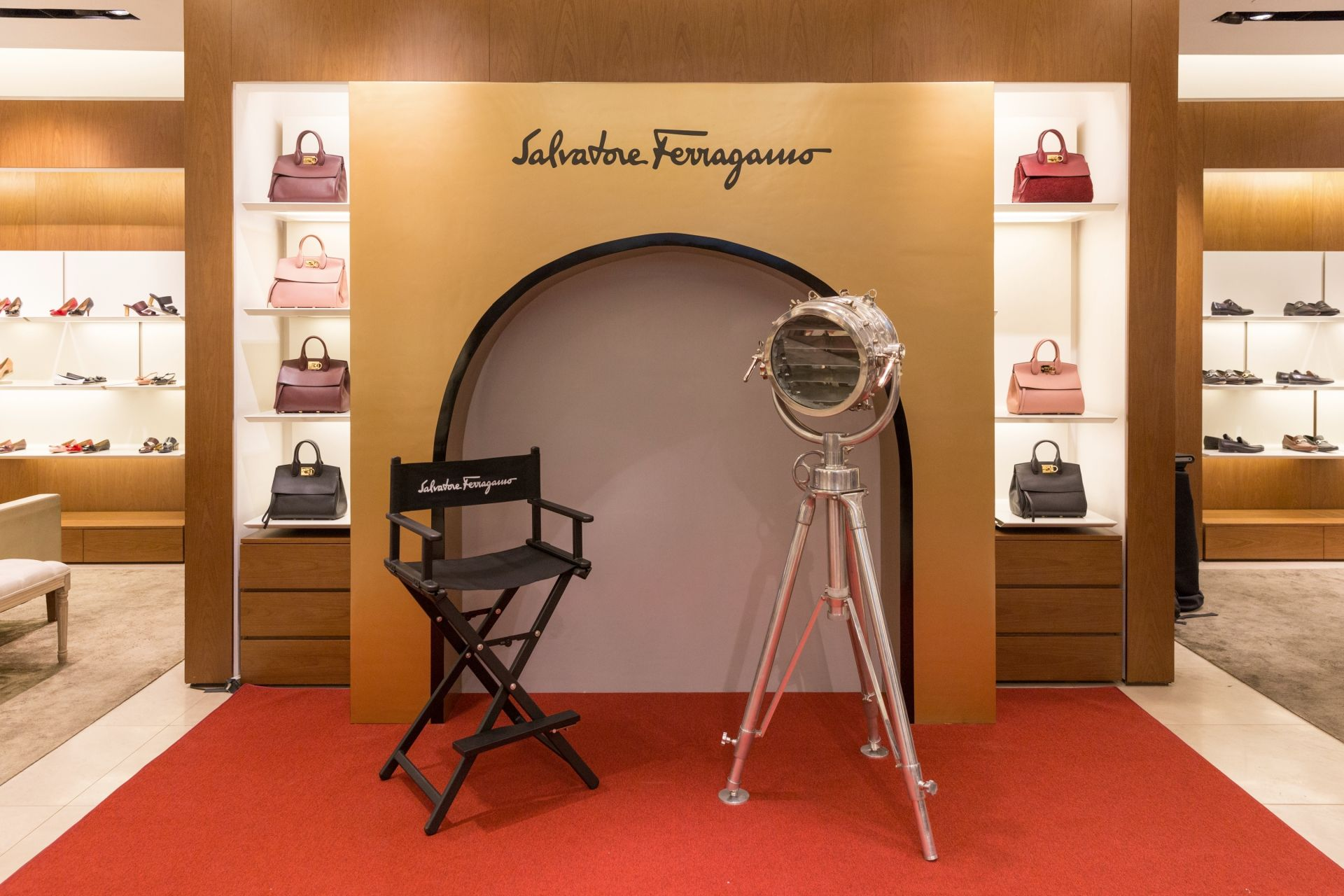 Salvatore Ferragamo's Studio Bag Has Made Its Entrance