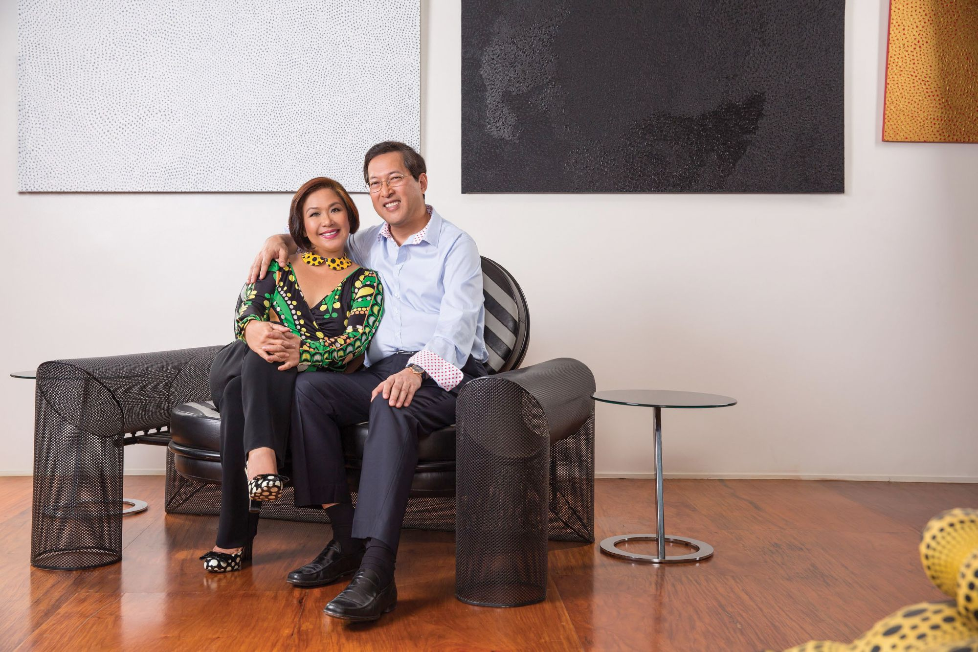 Connect the Dots: Lito and Kim Camacho