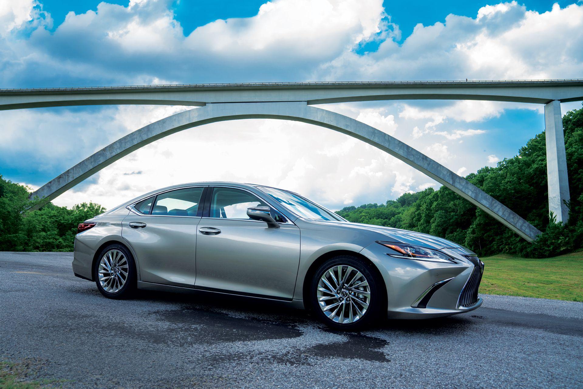 Lexus ES: The Spirit Of Omotenashi