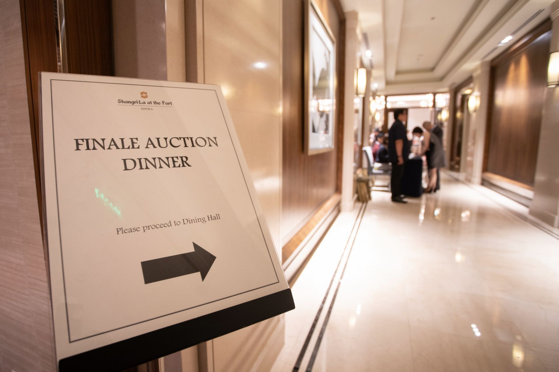 Finale Auctions Dinner and Private Preview
