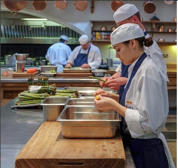 Windsor Castle chef offers a glimpse of royal wedding menu
