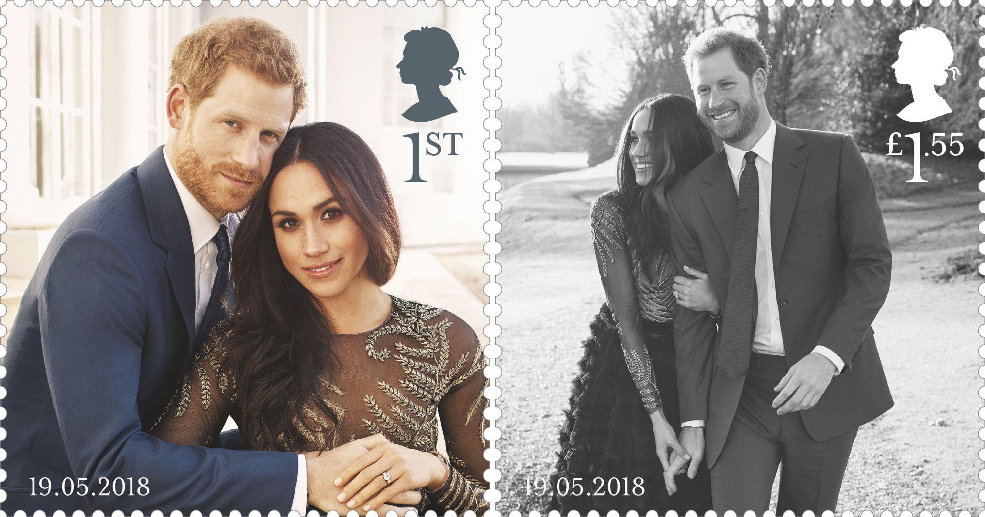 Stamps and nerves: royal wedding news digest