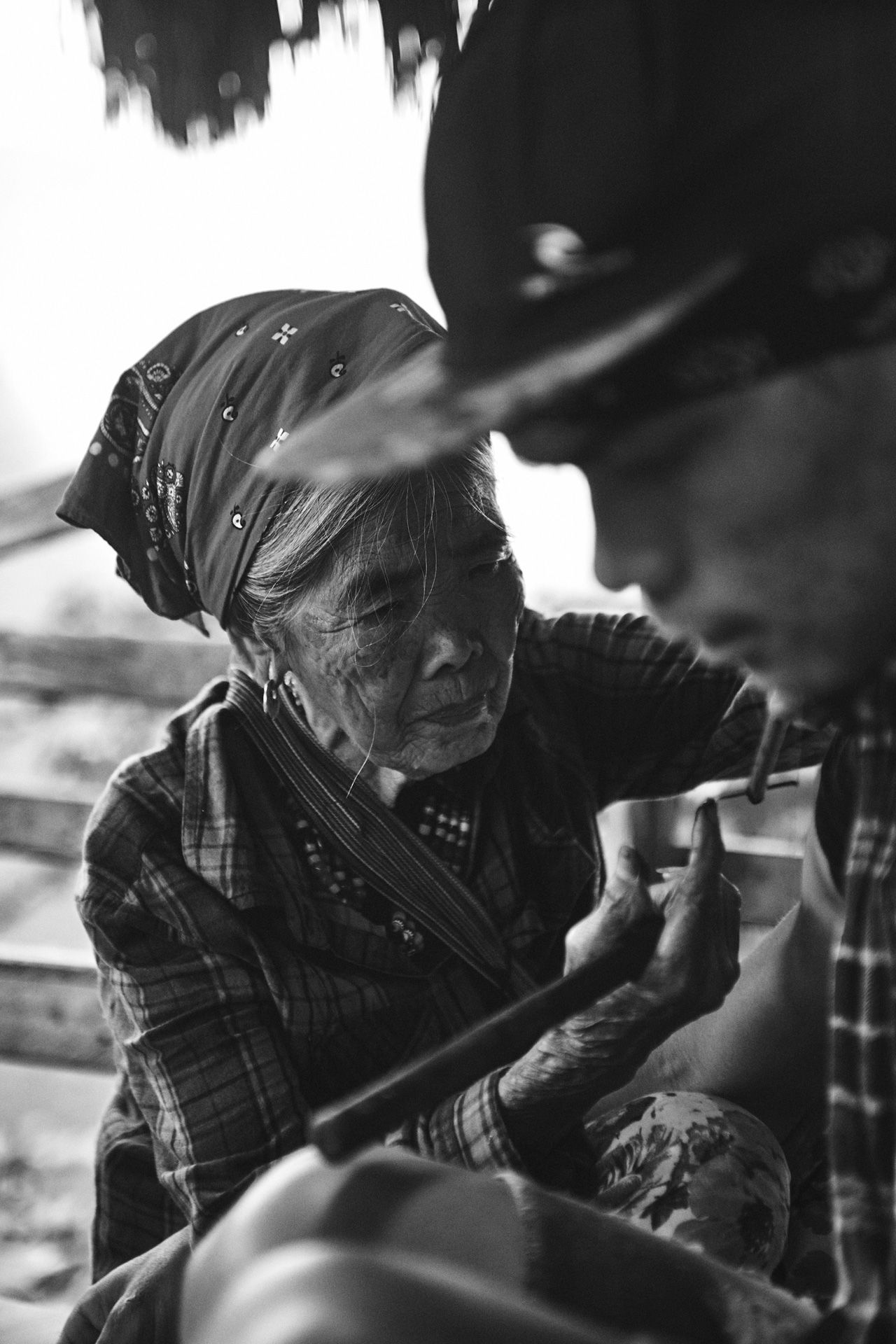 Whang Od The Last Tattoo Artist