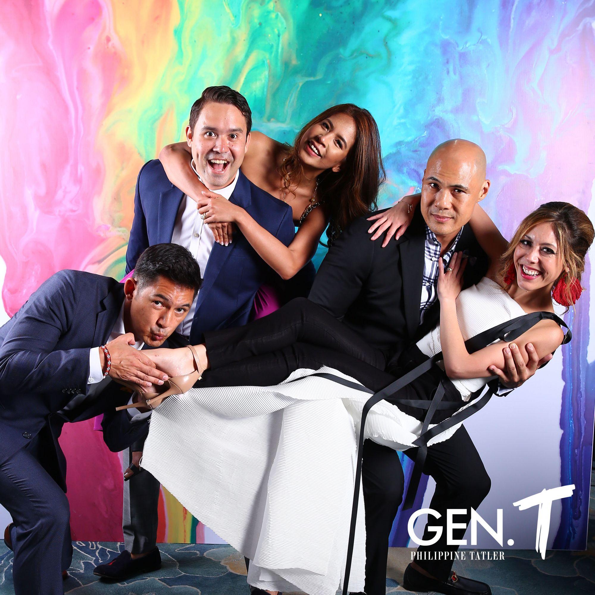 Generation T 2018 Photobooth