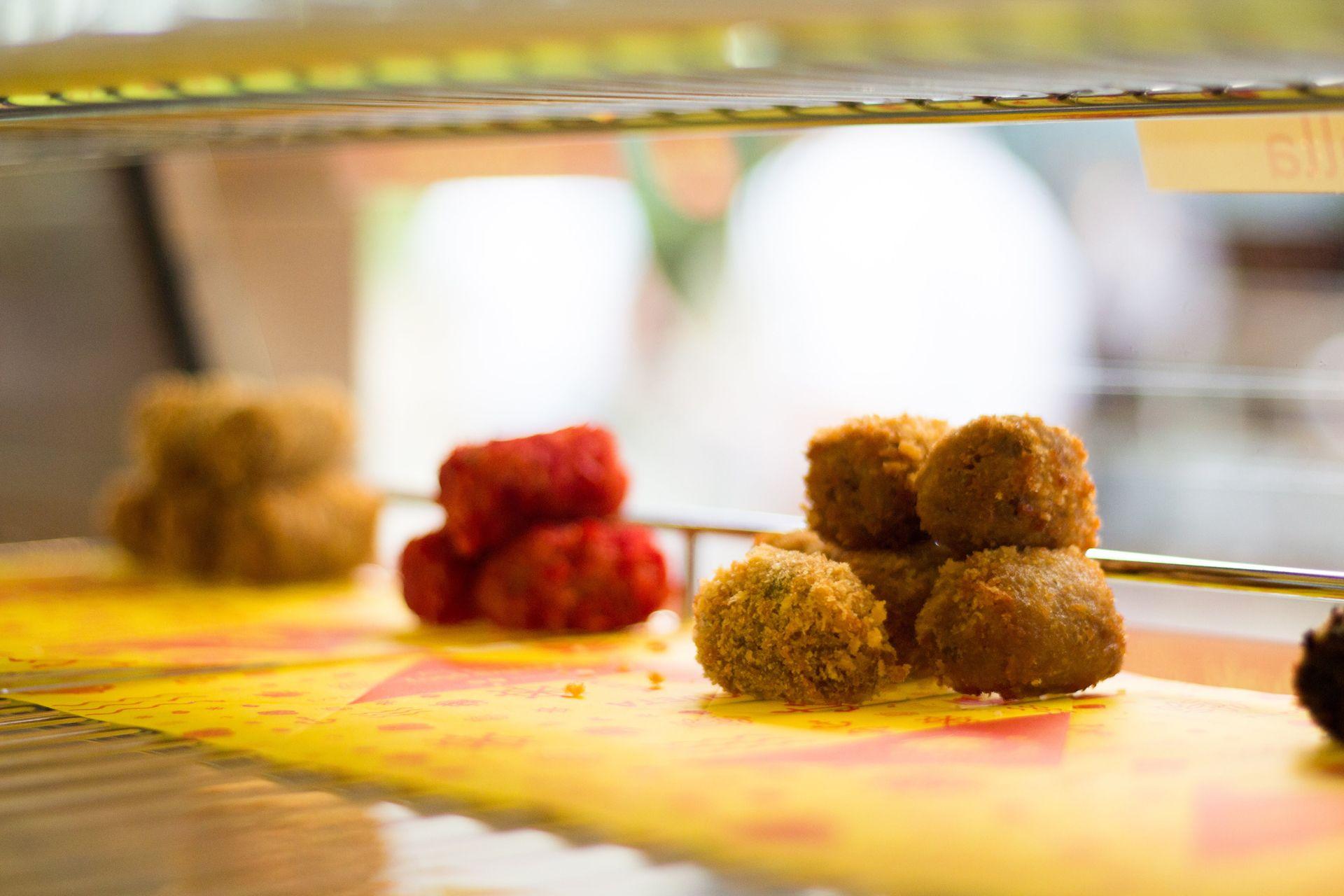 Bite-Sized Spanish Goodness By Oy! Croqueta