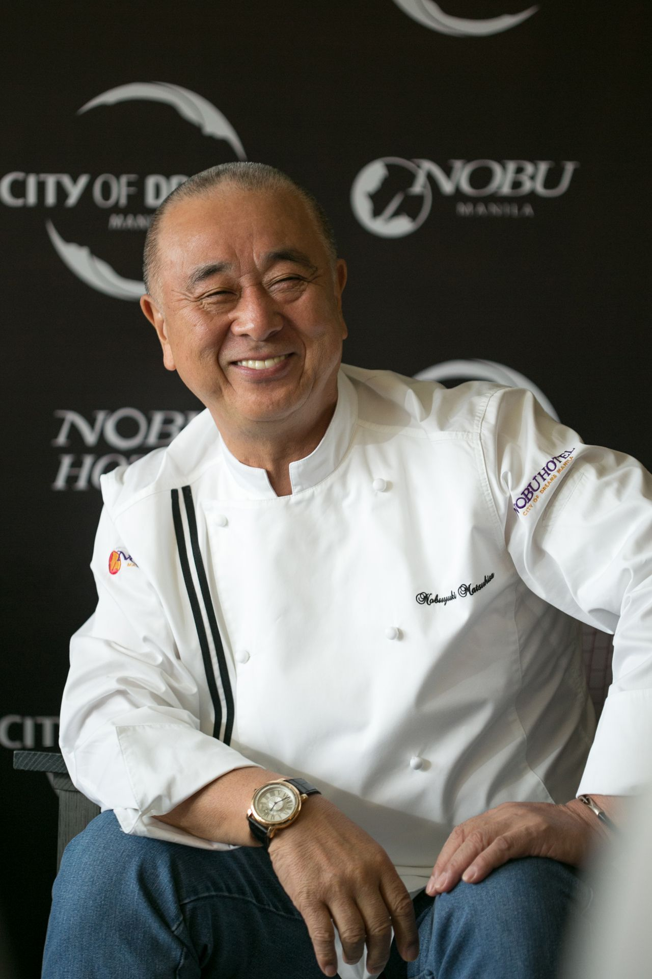 #ChefsTable : With Nobu Matsuhisa