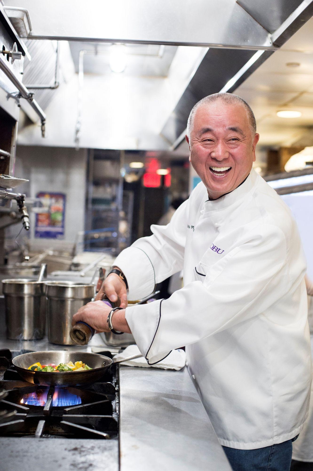 Chef Nobu Is Coming to Manila