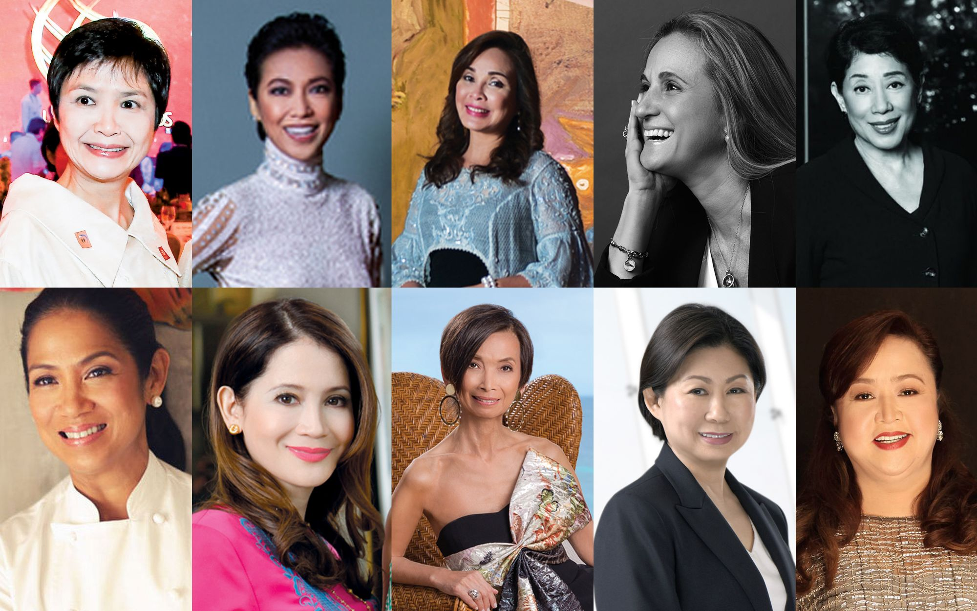 10 Business Women Shaping the Philippines