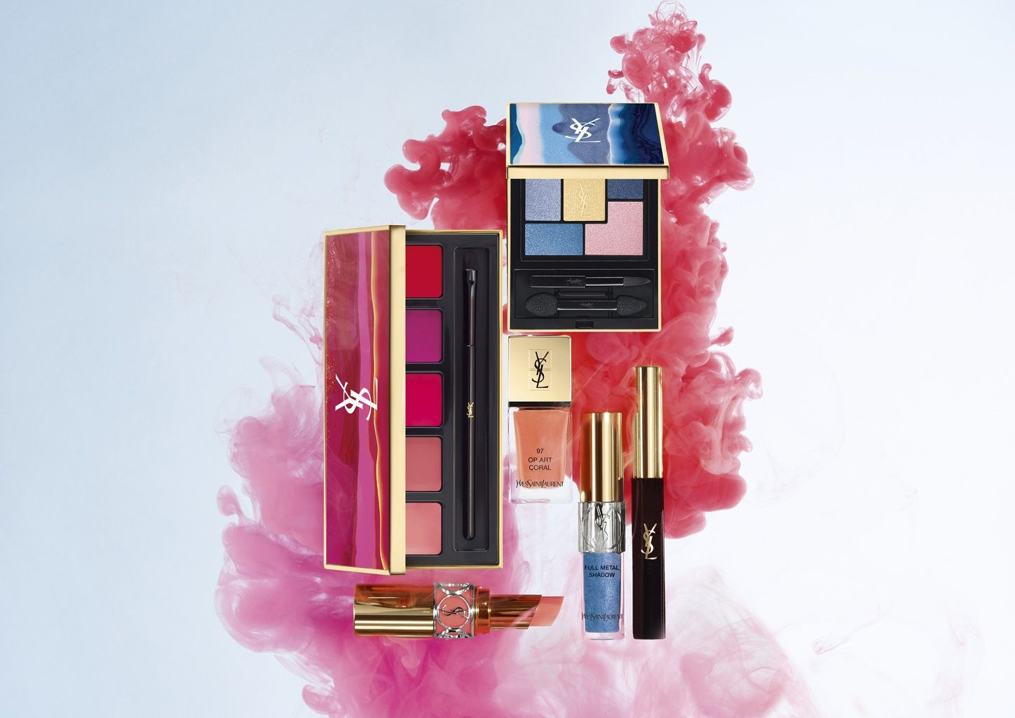 Yves Saint Laurent Brings Kaleidoscope Colours To Spring