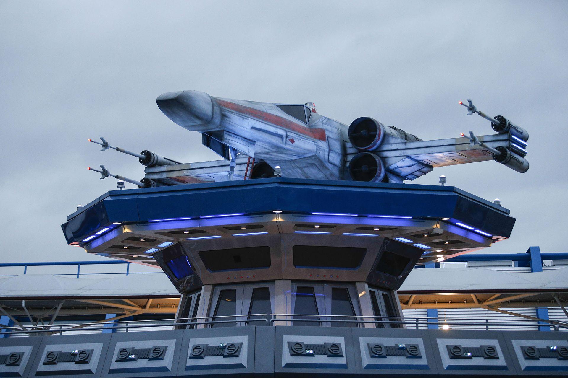 Disneyland Paris to add Star Wars zone in $2.5 bn upgrade