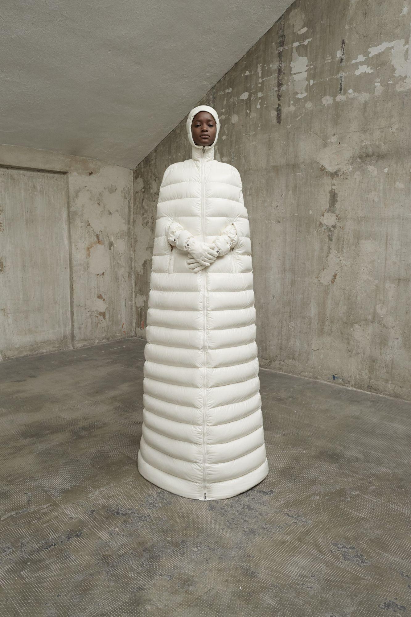 06b79edf5 Milan Fashion Week  Eight designers revisit Moncler s iconic padded ...