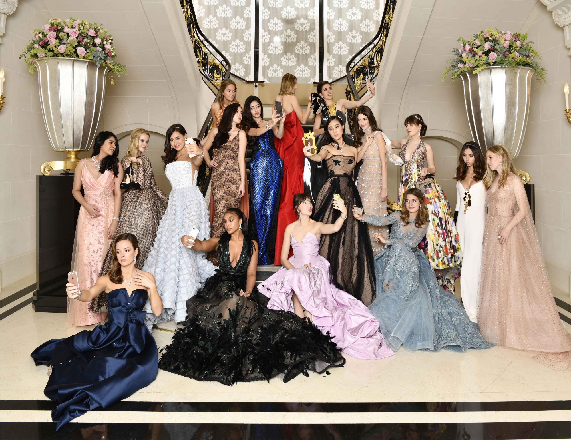 8 Young Ladies You Should Know From 2017's Le Bal Des Debutantes
