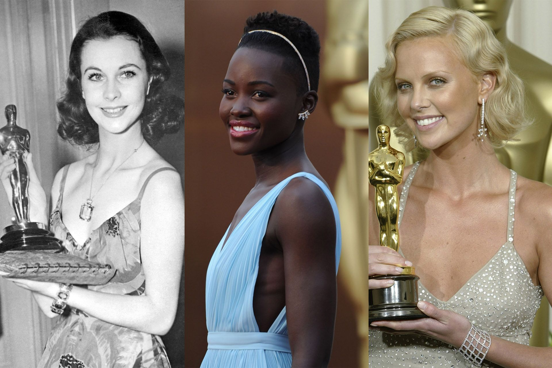 Beauty Looks From The Oscars: Throughout The Ages