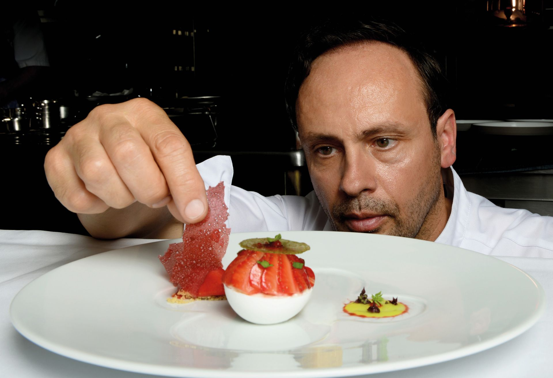 #ChefsTable: with Thierry Drapeau