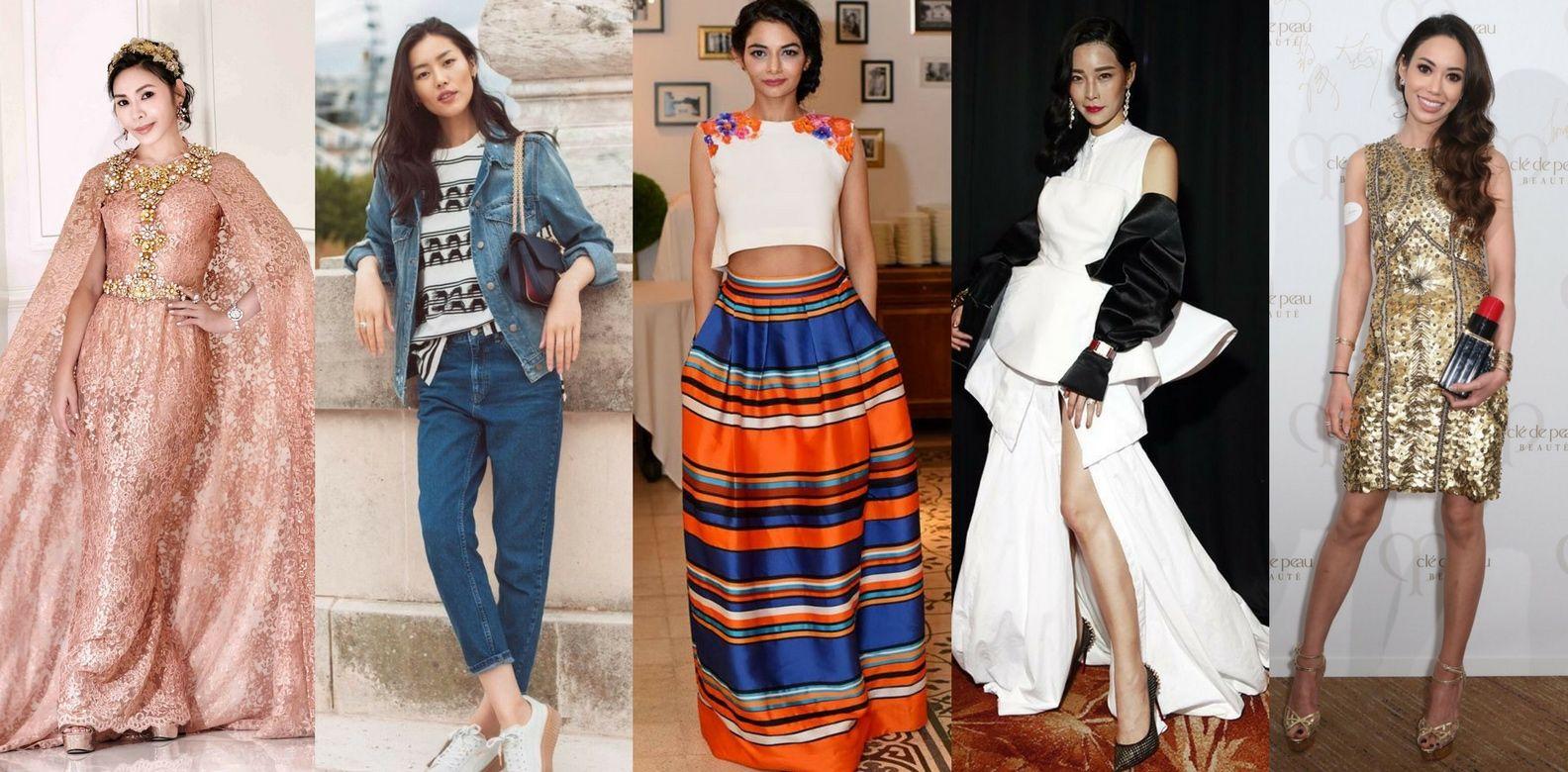 Asia's Most Stylish: 85 Fashion-Forward Women To Know