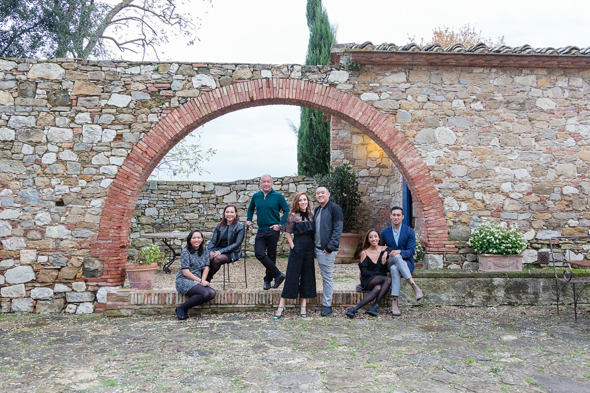 Tatler Travels: Tuscany with Cristina Cu
